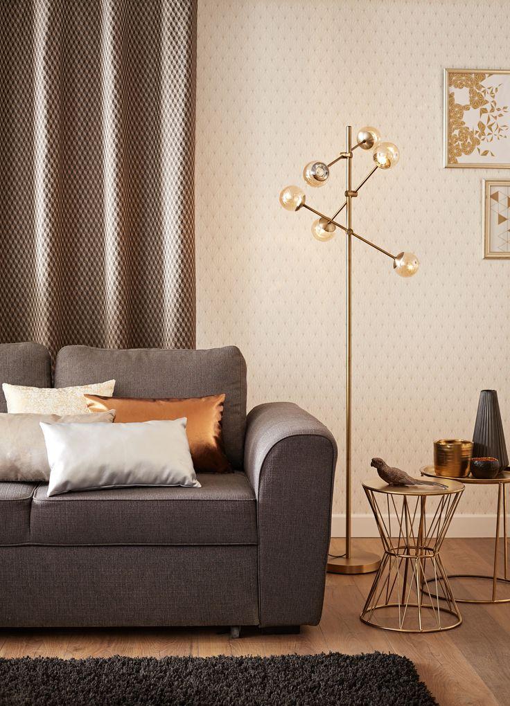 75 best images about les murs on pinterest python ps for Decoration salon argente