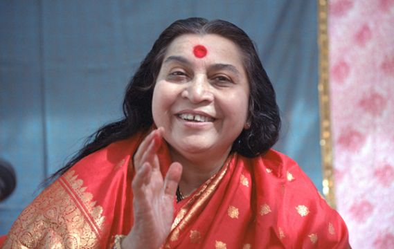 ''you cannot know the meaning of life, until you are connected to the power that created you..'' Shri Mataji Nirmala Devi