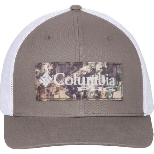 Columbia Sportswear Men's PHG Mesh Ball Cap (Grey, Size Large/X Large) - Men's Outdoor Apparel, Men's Hunting/Fishing Headwear at Academy Sports