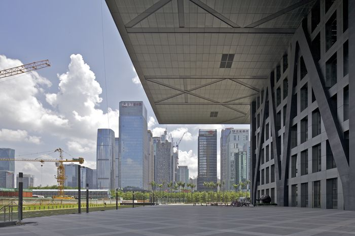 Shenzhen Stock Exchange. OMA (2006-2013)