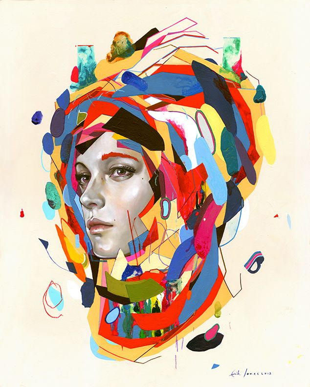 New York, NY artist Erik Jones