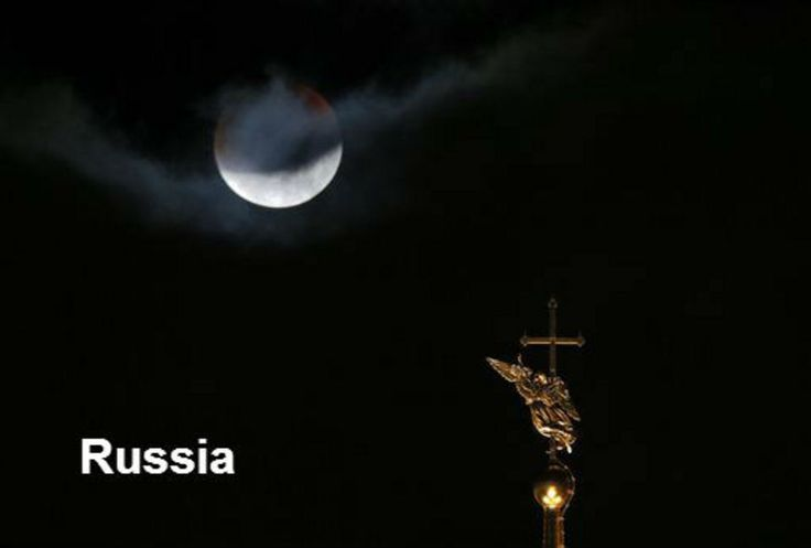 Blood moon (supermoon) lunar eclipse 2015 live stream, feed: NASA, Slooh coverage online | AL.com