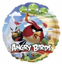 Angry Birds, Folyo Balon Folyo balon, uçan balon, balon buketi, psrti balonu, temalı balon, balon süsleme