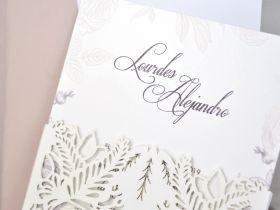 Invitatie de nunta cod 39328-1