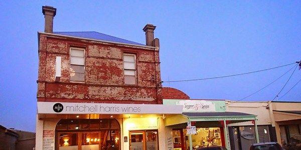 Mitchell Harris Wines, Ballarat CBD