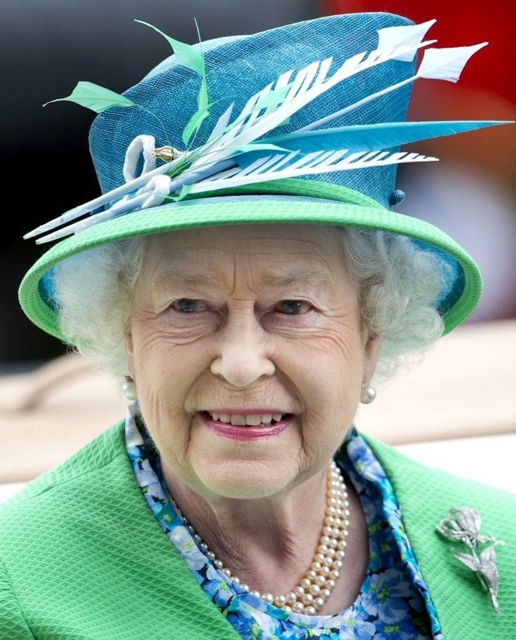 Queen Elizabeth II Hats                                                       …