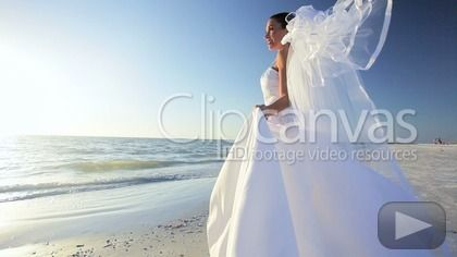 Check out this Wedding Bride Caucasian HD Stock Footage Clip. Mixed-other shot made at day. Medium shot. 2011-02-09.