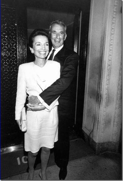 Lee's 3rd marriage to director Herbert Ross.