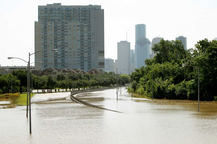 Houston motorists woke Tuesday morning to swamped freeways and closed roads as heavy thunderstorms raked the region overnight, making the morning commute dangerous and even impossible for most.