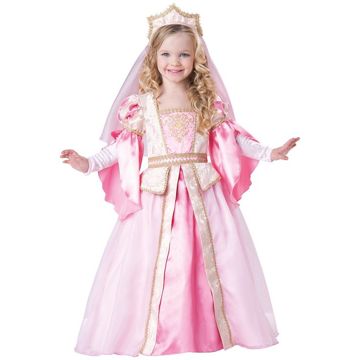 InCharacter Princess Costumes for Toddlers Sleeping Beauty Aurora Halloween Fancy Dress