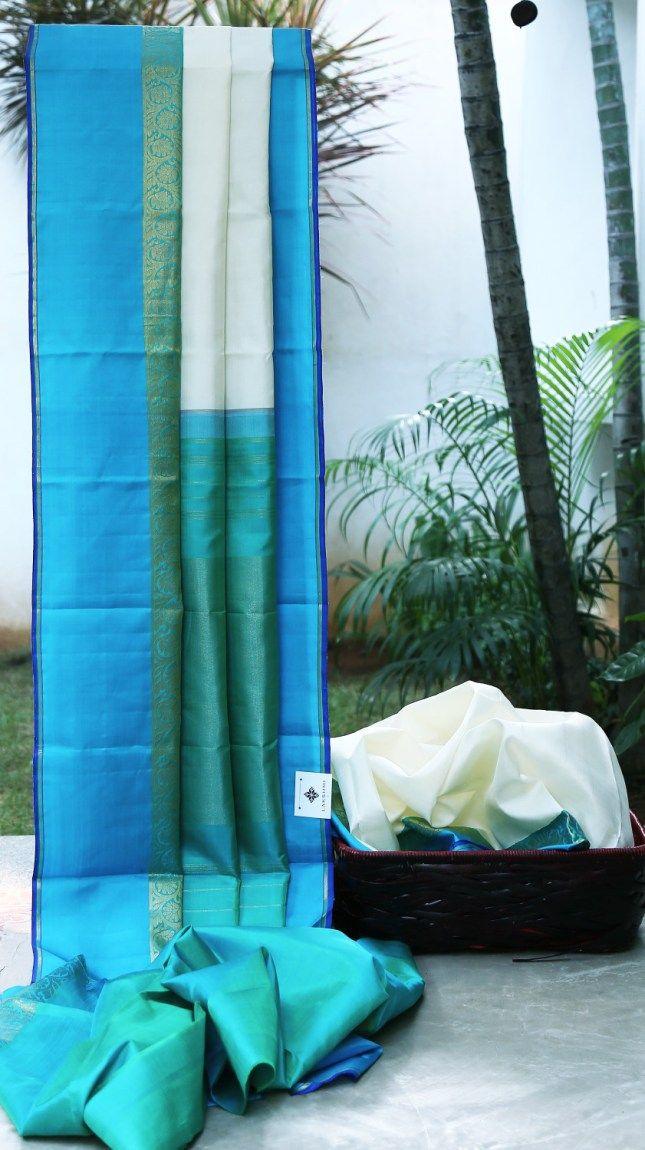 Kanchivaram Silk L01136 | Lakshmi