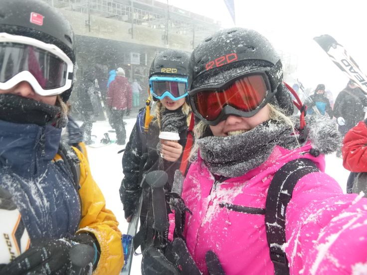 Ski Trip- Stuck in a blizard at The Remarkables