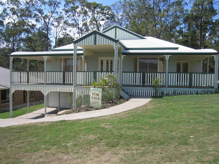 25 best images about old queenslander homes on pinterest for Queenslander home designs australia