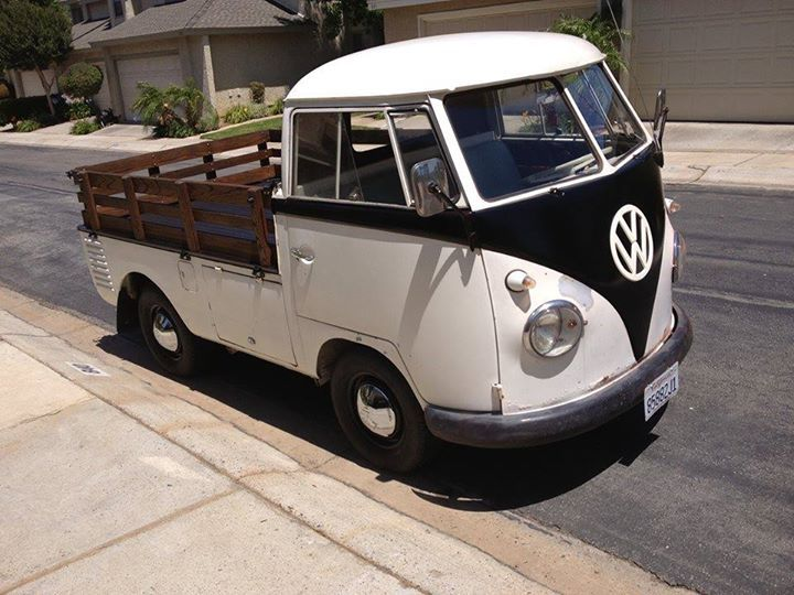 Pick VW single cab