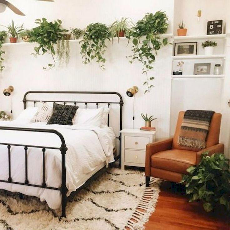 80+ Lovely Bohemian Style Master Bedroom Ideas