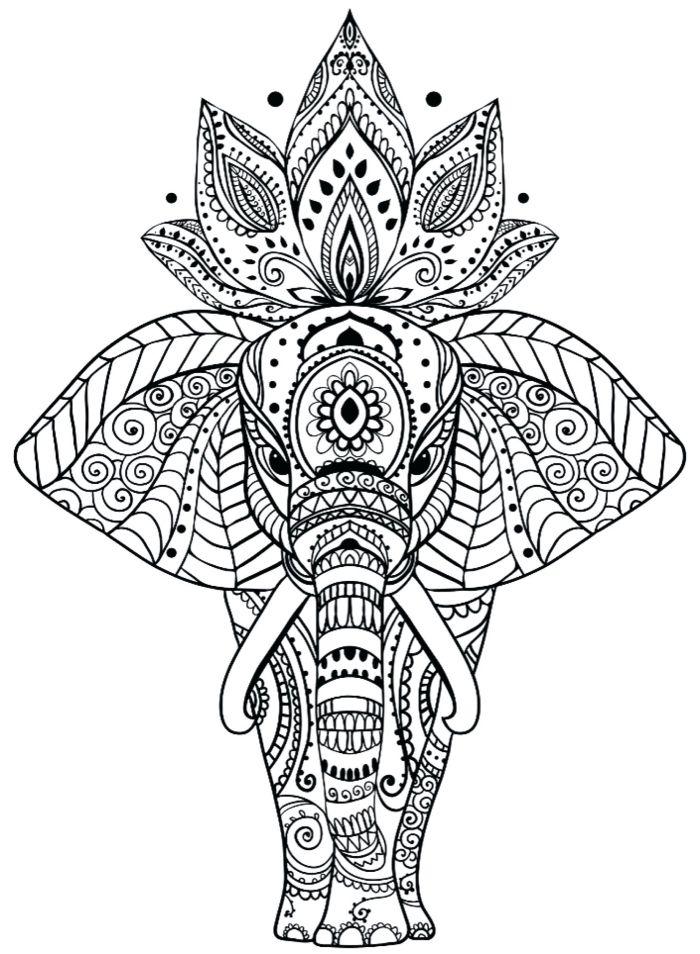 1001 Ideen Und Inspirationen Fur Schone Bilder Zum Nachmalen Mandala Tiere Bilder Zum Nachmalen Mandala Malvorlagen Tiere