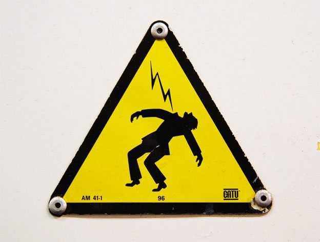 ϟ Physiological Effects of an Electric Shock ϟ