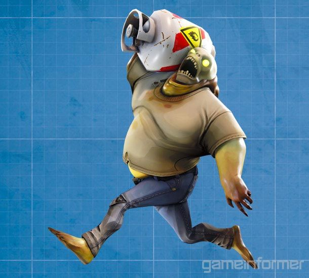 The Monsters Of Fortnite - Features - www.GameInformer.com