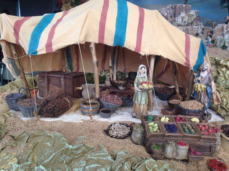 La Tienda en el Pesebre. Liliana Castillo