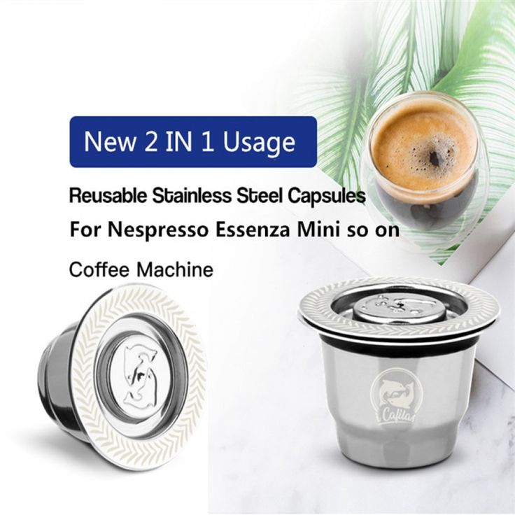 Nespresso Stainless Steel Espresso in 2020 (With images