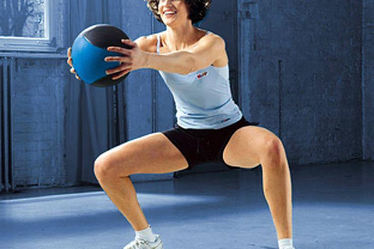 Effektiv trainieren in nur 15 Minuten: Die Ex-Olympiasiegerin im  Modernen Fünfkampf, Lena Schöneborn, zeigt Ihnen im Starworkout  schnelle, effektive Workouts in Bestzeit!