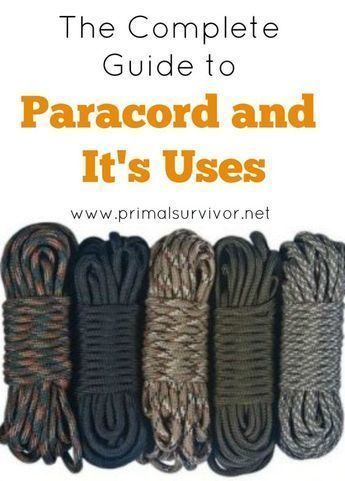 Paracord is one of my favorite pieces of survival gear. I always carry it in my 72 Hour Bag, and it is always with me when I go camping or trekking. The reason that I love paracord so much is that it is a multi-tool: there are literally hundreds of different uses for it. But before you go and buy just any old cord to put in your survival bag, you've got to make sure you understand what paracord is and that you are getting the right kind.