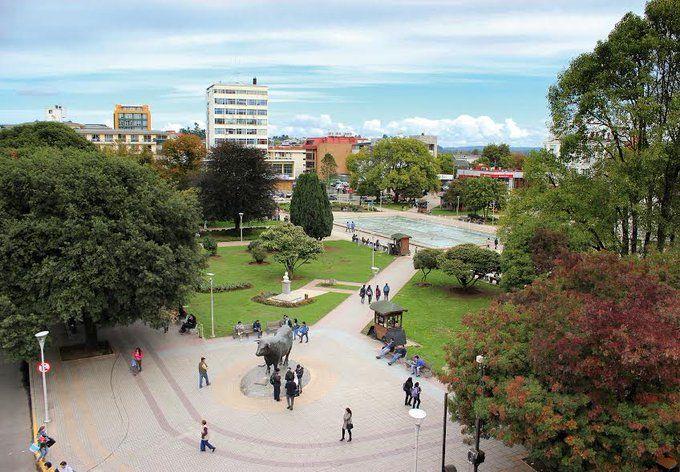 plaza de osorno