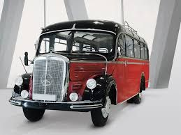 Mercedes Benz O3500 1949-1955