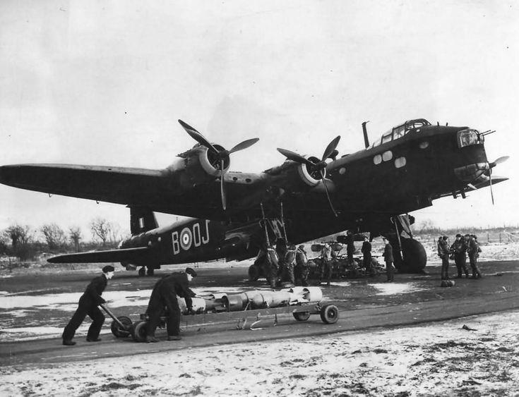Short Stirling, 149 Squadron RAF