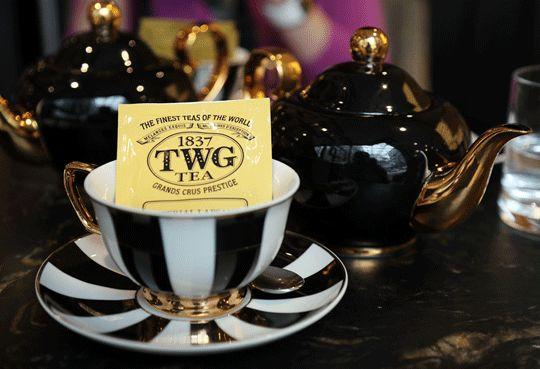 High Tea at The Intercontinental Wellington