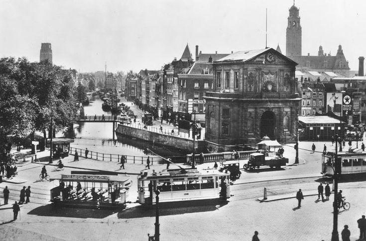 Rotterdam Hofplein 1931