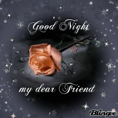 25+ best ideas about Good night my friend on Pinterest ...  Beautiful Good Night Images For Friends
