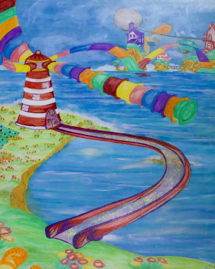 Lighthouse Love - Just so you can have a proper squizz at the image