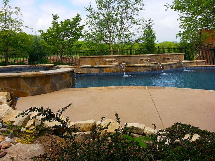 Kc Gunite Pool And Spa