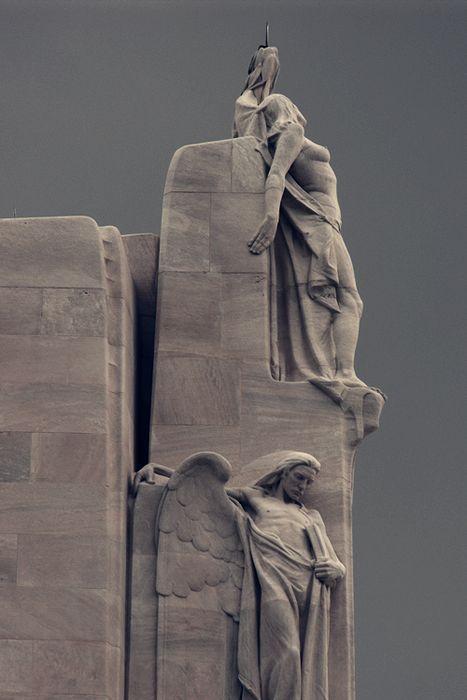 Canadian National Vimy Memorial, Near Vimy and Neuville-Saint-Vaast, France