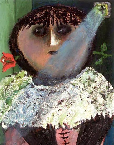 Artist: Margit Anna, from Arte Cristina Faleroni blog