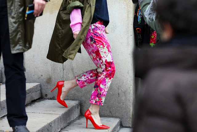 ...That could be Laurence Dacade x Thakoon  Zara shoes