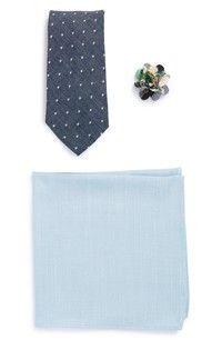 Mens Accessories | Suit Accessories | Mens Ties | Mens Pocket Squares | The Best Mens Ties | Nordstrom Mens Suit Accessory Box Set