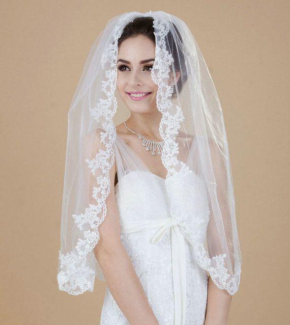 Nero lucas Women's White&Ivory One Tier Wedding by NEROLUCAS
