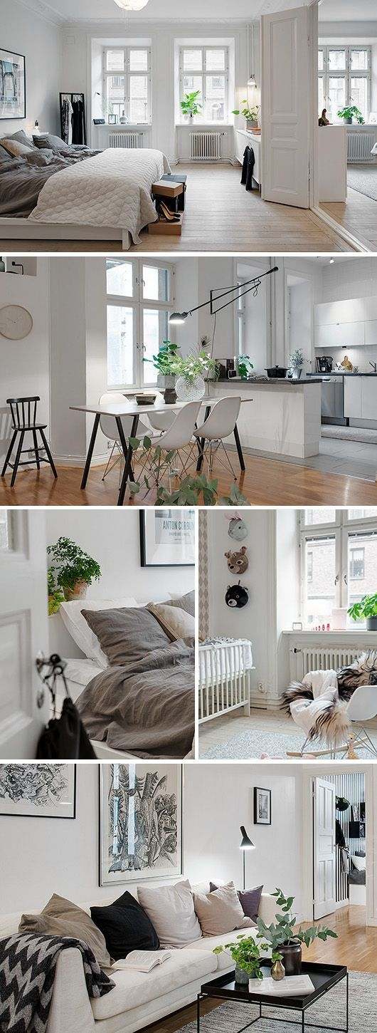 1000 images about white on pinterest for Apartment design 90m2