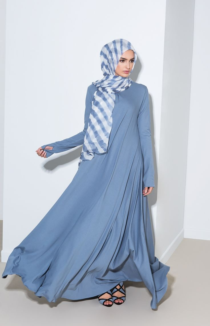 Fashion for the New Europe #hijabfashion http://www.aabcollection.com