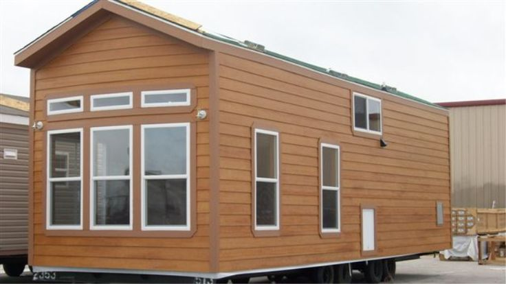 Example Of Siding Exterior Trailer Construction Pinterest