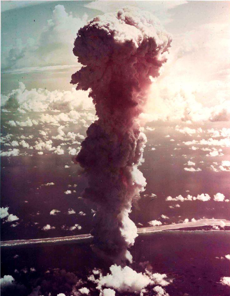 70th Anniversary of Operation Crossroads atomic tests at Bikini