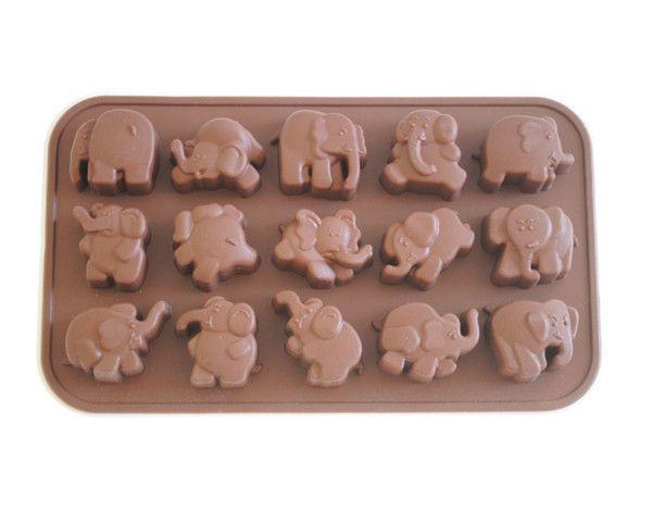 Elephant Cake Pop Mold