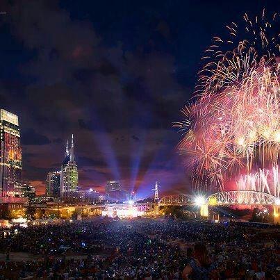 Nashville celebrates!