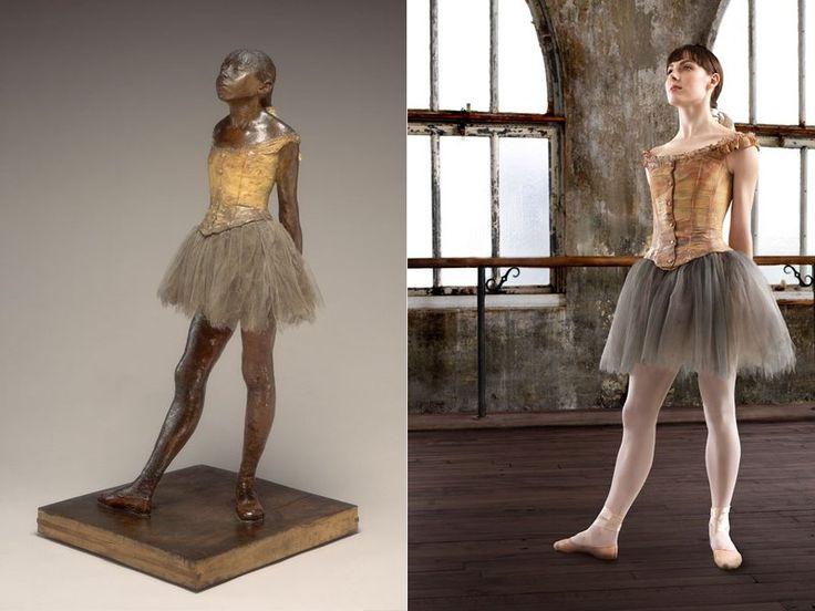 The True Story of the Little Ballerina Who Influenced Degas' <em>Little Dancer</em> | At the Smithsonian | Smithsonian