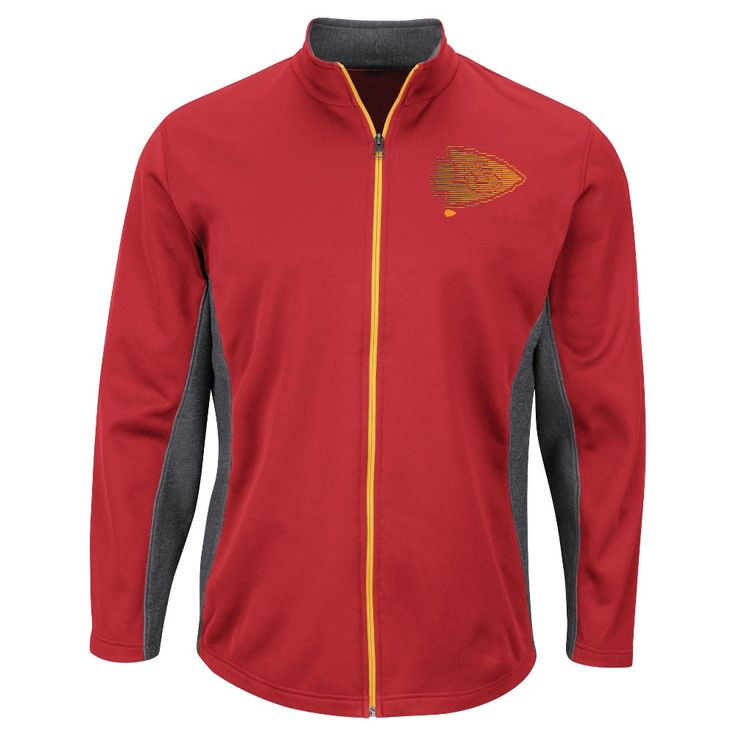 Kansas City Chiefs Men's Activewear Sweatshirt Xxl, Multicolored