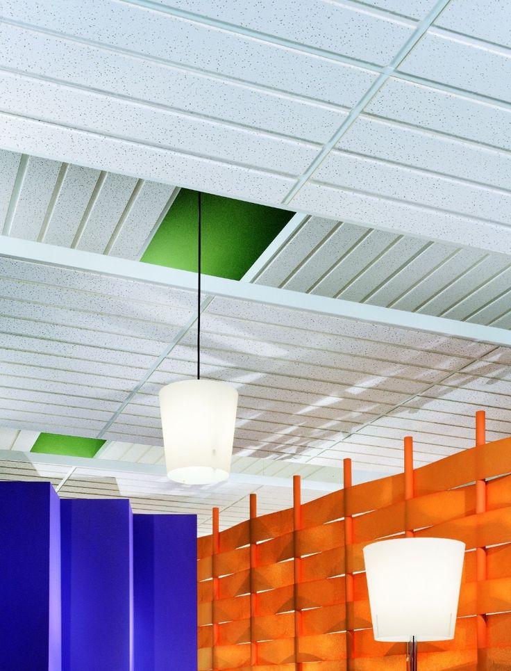 Usg Radar Climaplus Ceiling Tile