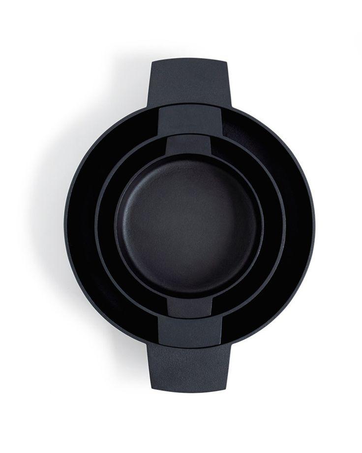 Nambu tekki cast iron baker pan set • Nobuho Miya
