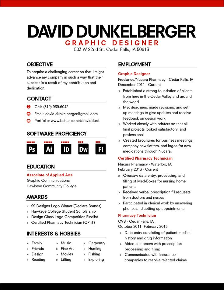 19 best Resume Templates images on Pinterest Resume templates - fishing resume